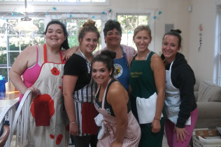 Bachelorette Cooking Class, 9/16/17