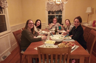 Katie Leonard's Girl's Night, Great Time Had by All!