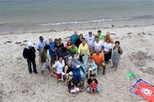 Family Reunion (James Howard) Clam Boil - August 2014